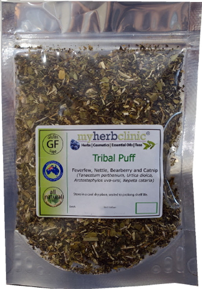 MY HERB CLINIC ® TRIBAL ALTERNATIVE HERBAL TEA ~ CALMING ~ MELLOW CHILL