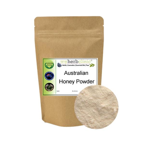 MY HERB CLINIC ® HONEY POWDER NATURAL AUSTRALIA PREMIUM QUALITY