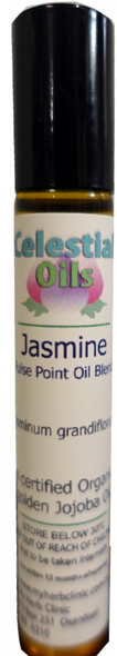 JASMINE GRANDIFLORUM THERAPEUTIC ESSENTIAL OIL ROLL ON APHRODISIAC ANTI ANXIETY