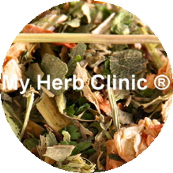 MY HERB CLINIC ® ARTHRITIS BLEND HERB TEA INFUSION - NATUROPATHICALLY PREPARED