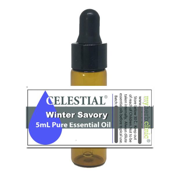 CELESTIAL ® WINTER SAVORY MOUNTAIN SAVORY THERAPEUTIC GRADE ESSENTIAL OIL SLEEP