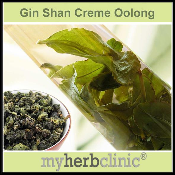 MY HERB CLINIC ® GIN SHANE CREME WHITE DRAGON OOLONG TEA ANTIOXIDANT FORMOSA