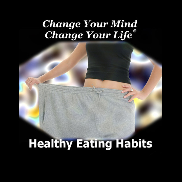 HEALTHY EATING HABITS - LOSE WEIGHT BRAINWAVE MEDITATION - PROVEN EASY PROGRAMMING TONES