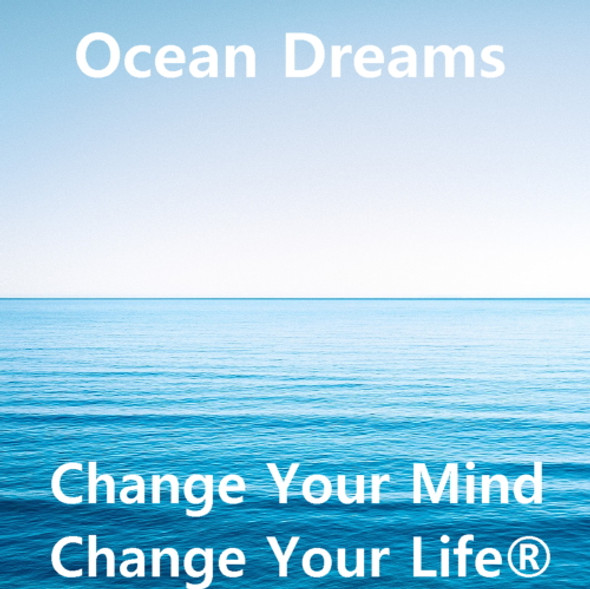 OCEAN DREAMS MP3 DOWNLOAD - REMOVES STRESS & ANXIETY BY CHANGING BRAINWAVE PATTERNS