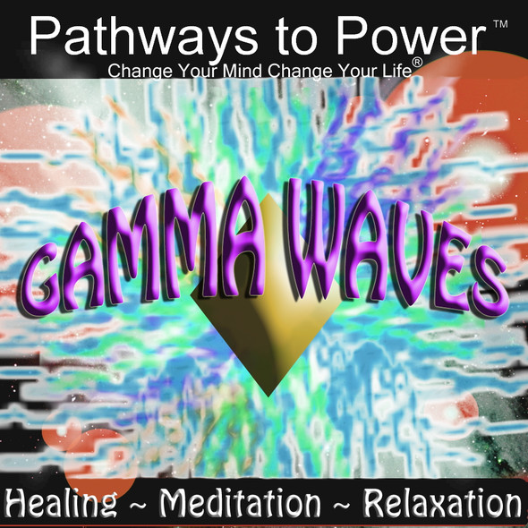 GAMMA WAVES BRAINWAVE MIND JOURNEY OF TRANSFORMATION - MEDITATE LIKE A ZEN MONK