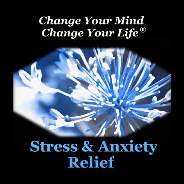 STRESS & ANXIETY RELIEF - HYPNOSIS PROVEN EASY - ISOCHRONIC BRAINWAVE PROGRAMMING TONES