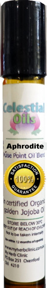 APHRODITE THERAPEUTIC GRADE ESSENTIAL OIL ROLL ON - SET THE MOOD APHRODISIAC
