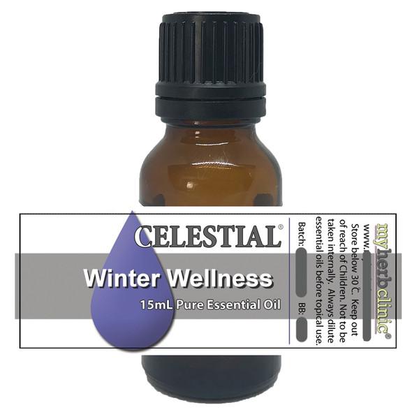 CELESTIAL | WINTER WELLNESS THERAPEUTIC GRADE ESSENTIAL OIL BLEND
