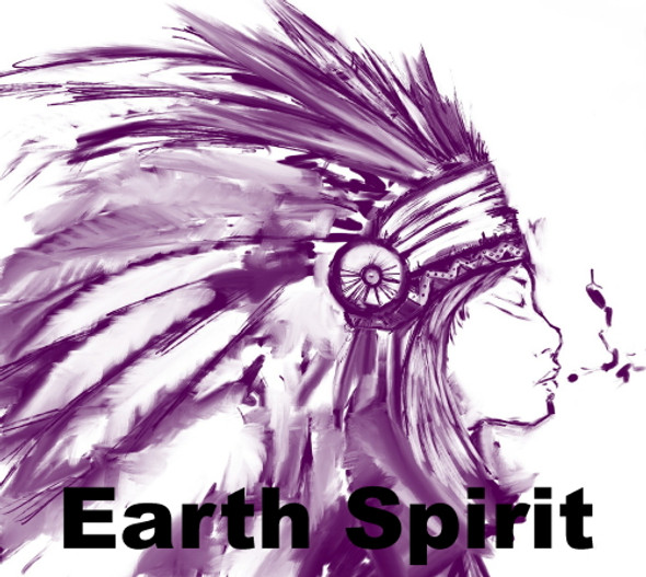 MY HERB CLINIC ® EARTH SPIRIT ORGANIC HERBAL SMUDGE/INCENSE
