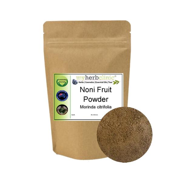 NONI FRUIT PREMIUM POWDER HERB - Morinda citrifolia - ANTIOXIDANT POWER HOUSE