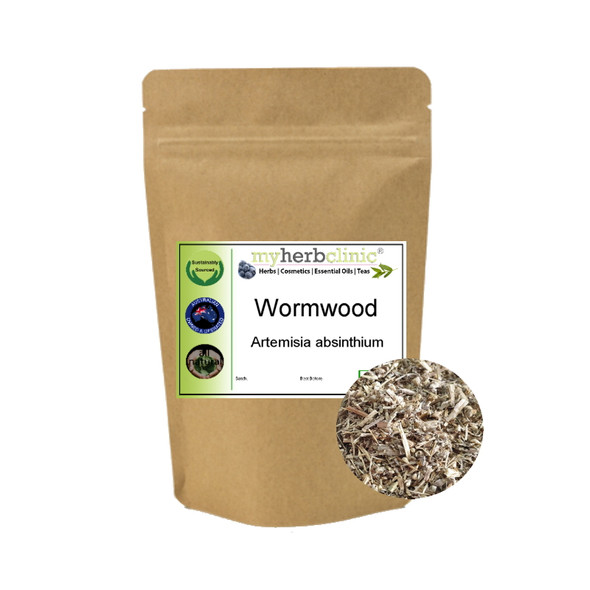 MY HERB CLINIC ® WORMWOOD BEST QUALITY PREMIUM FIRST GRADE