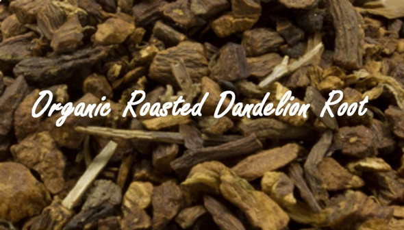 MY HERB CLINIC ® ROASTED DANDELION ROOT ORGANIC - HEALTHY COFFEE REPLACEMENT