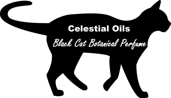 BLACK CAT NATURAL BOTANICAL PERFUME OIL - EXOTIC AND FLORAL