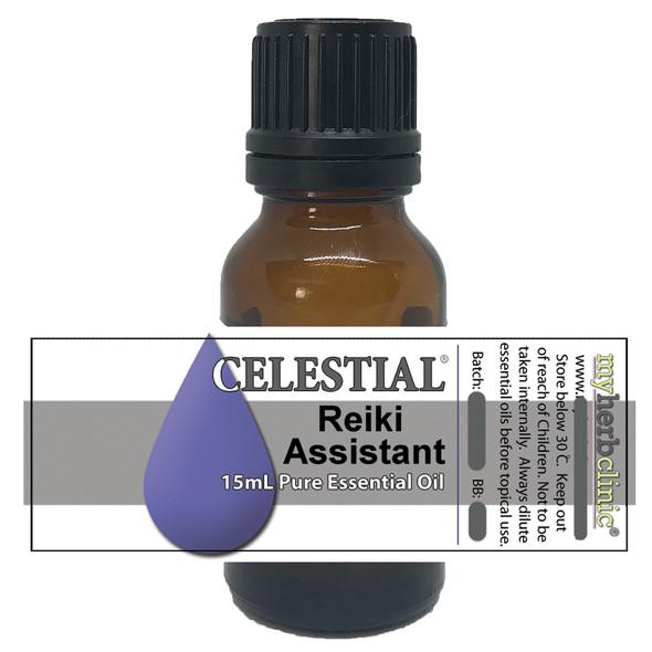 CELESTIAL | REIKI ASSISTANT THERAPEUTIC GRADE ESSENTIAL OIL BLEND