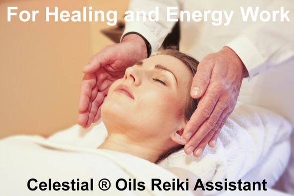 CELESTIAL | REIKI ASSISTANT THERAPEUTIC GRADE ESSENTIAL OIL BLEND