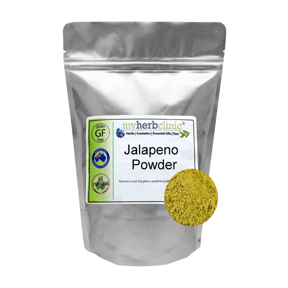 MY HERB CLINIC ® JALAPENO CHILLI CHILI POWDER spicy but not too hot