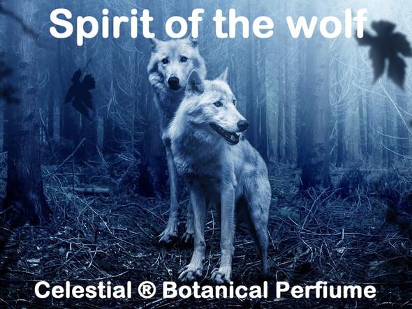 CELESTIAL | SPIRIT OF THE WOLF NATURAL BOTANICAL UNISEX PERFUME 5ML