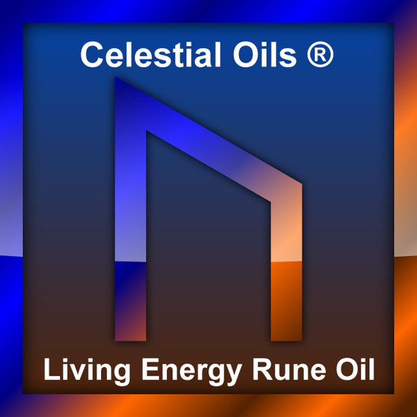 CELESTIAL | URUZ LIVING ENERGY RUNE OIL - POWER ENERGY HEALTH - SEXUAL POTENCY