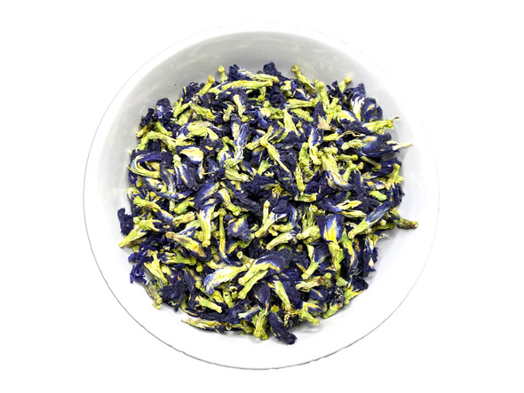MY HERB CLINIC® BLUE BUTTERFLY PEA FLOWER ORGANIC TEA HERB INFUSION - INFLAMMATION VITALITY