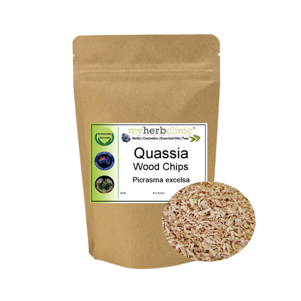 MY HERB CLINIC ® QUASSIA WOOD - Picrasma excelsa - NATURAL INSECTICIDE