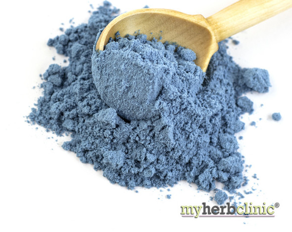 MY HERB CLINIC ® BLUE BUTTERFLY PEA FLOWER ORGANIC POWDER - MATCHA VITALITY