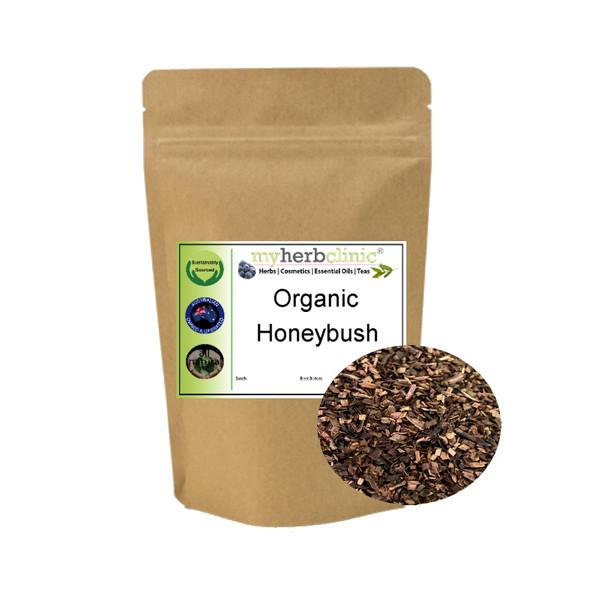 MY HERB CLINIC ® ORGANIC HONEYBUSH HERBAL TEA - ANTIOXIDENTS