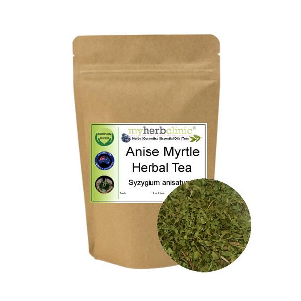MY HERB CLINIC ® ANISE MYRTLE - Syzygium anisatum - RINGWOOD - NATIVE AUSTRALIA BUSH FOOD