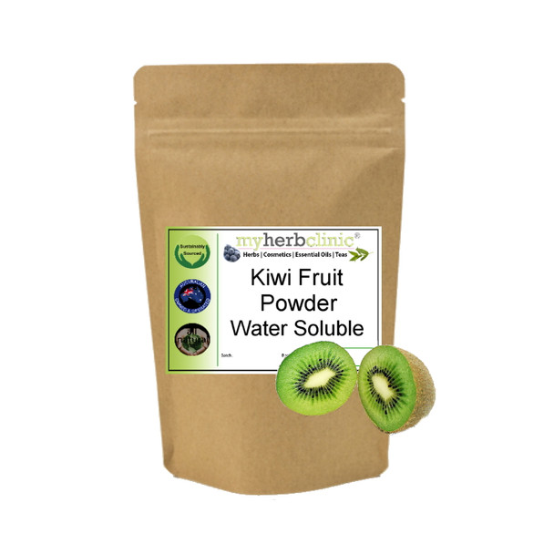 MY HERB CLINIC ® KIWI FRUIT WATER SOLUBLE POWDER - SUPERFOOD RICH IN VITAMINS & NUTRIENTS