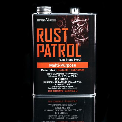 Rust Patrol Multi-Purpose 1 Gallon Can