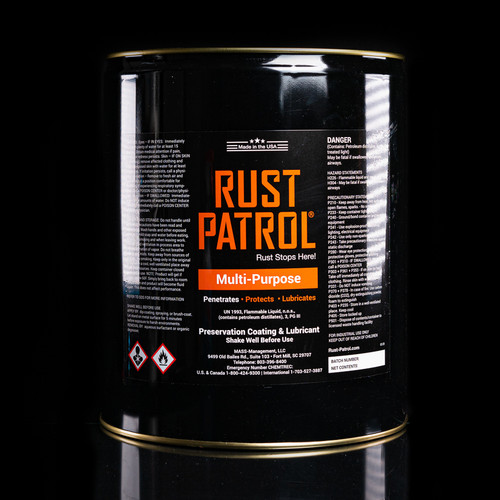 Rust Patrol Multi-Purpose 5 Gallon Pail