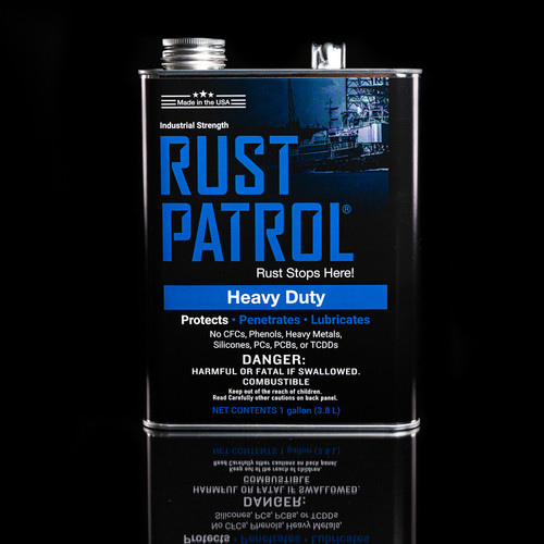 Rust Patrol Heavy Duty 1 Gallon Can