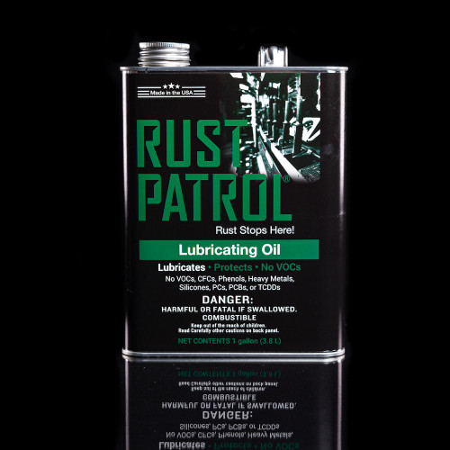 Rust Patrol Lubricating Oil 1 Gallon Can