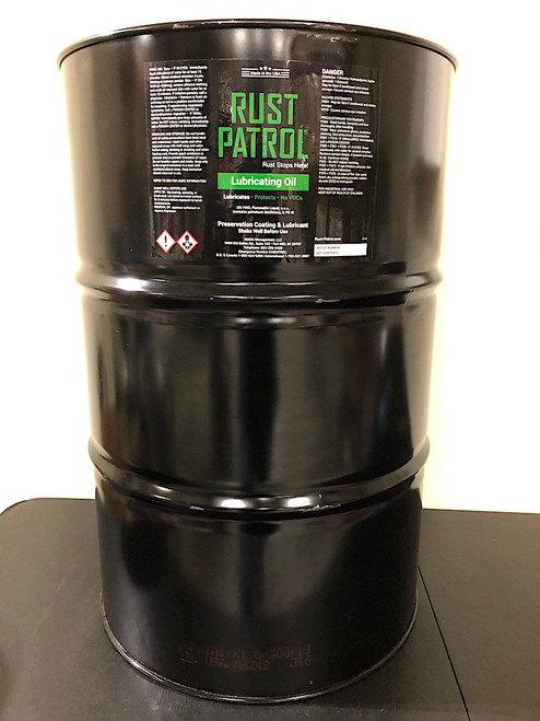 Rust Patrol Lubricating Oil 55 Gallon Drum