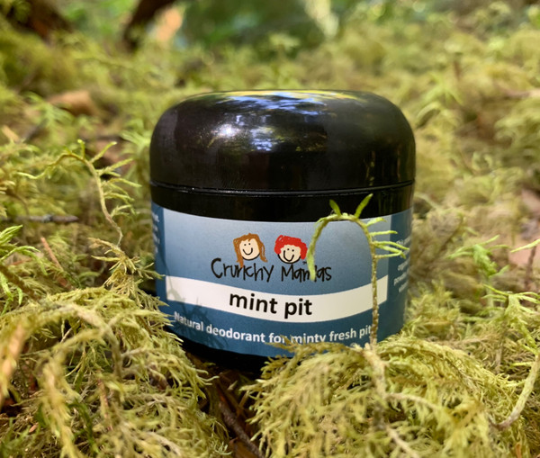 Mint Pit Natural Deodorant