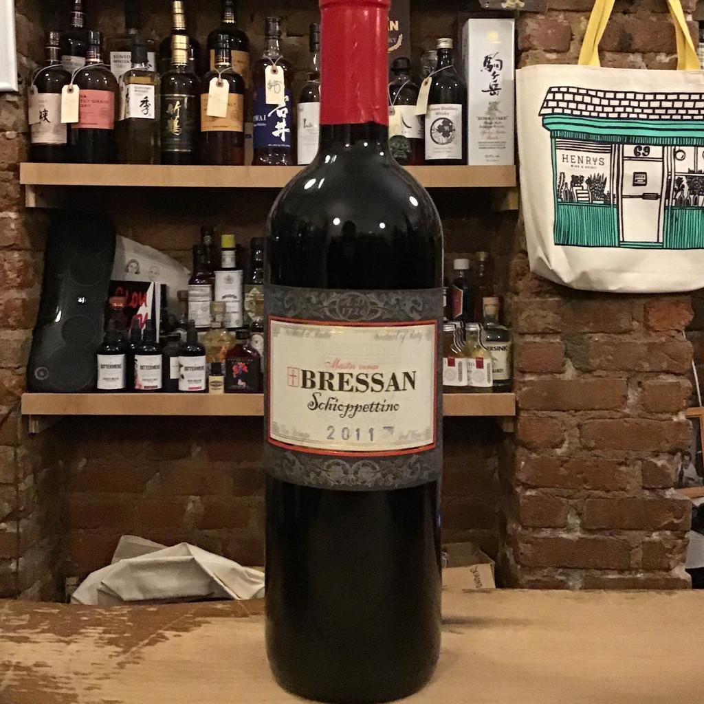 Bressan, Schioppettino (2011)