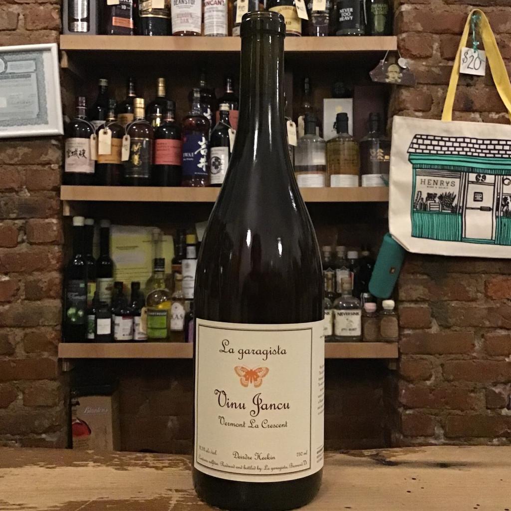 La Garagista Farm & Winery, Vinu Jancu (2016)