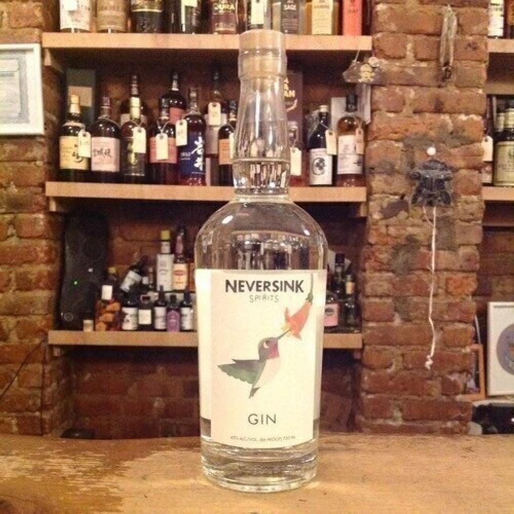 Neversink Spirits, Gin