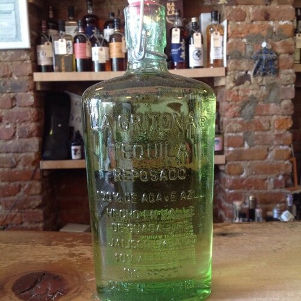 La Gritona, Reposado Tequila