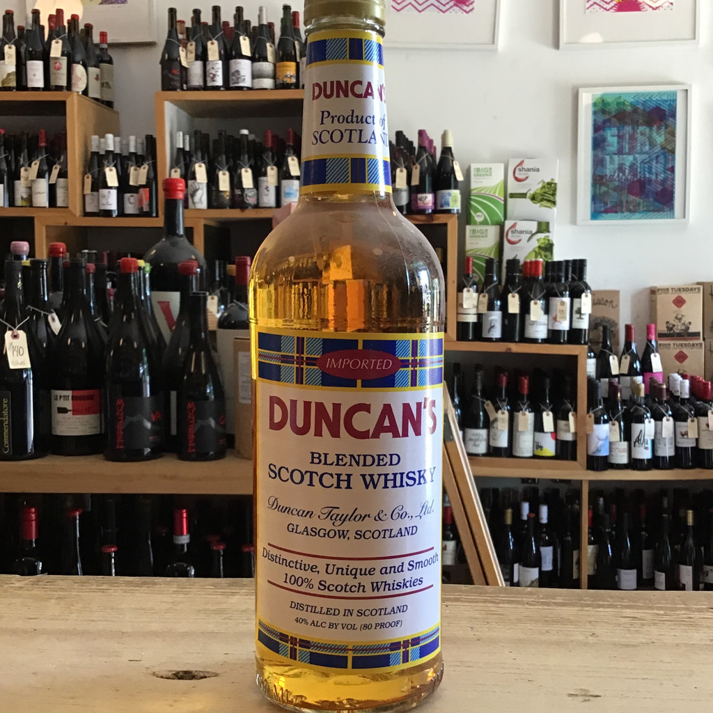 Duncan Taylor, Duncan's Blended Scotch Whisky