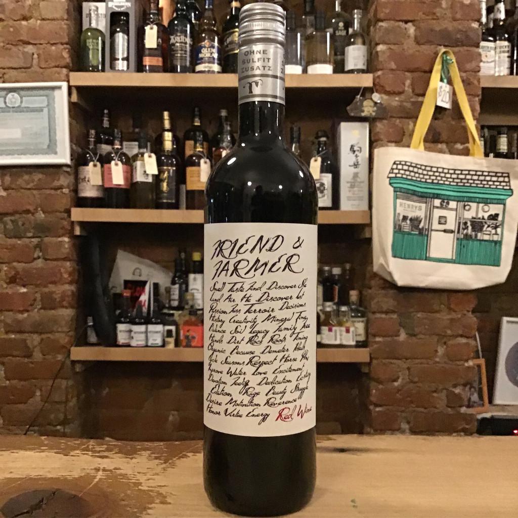 Friend & Farmer, Red Wine (2018)
