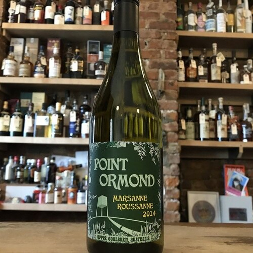 Point Ormond, Upper Goulburn Marsanne Roussanne (2014)