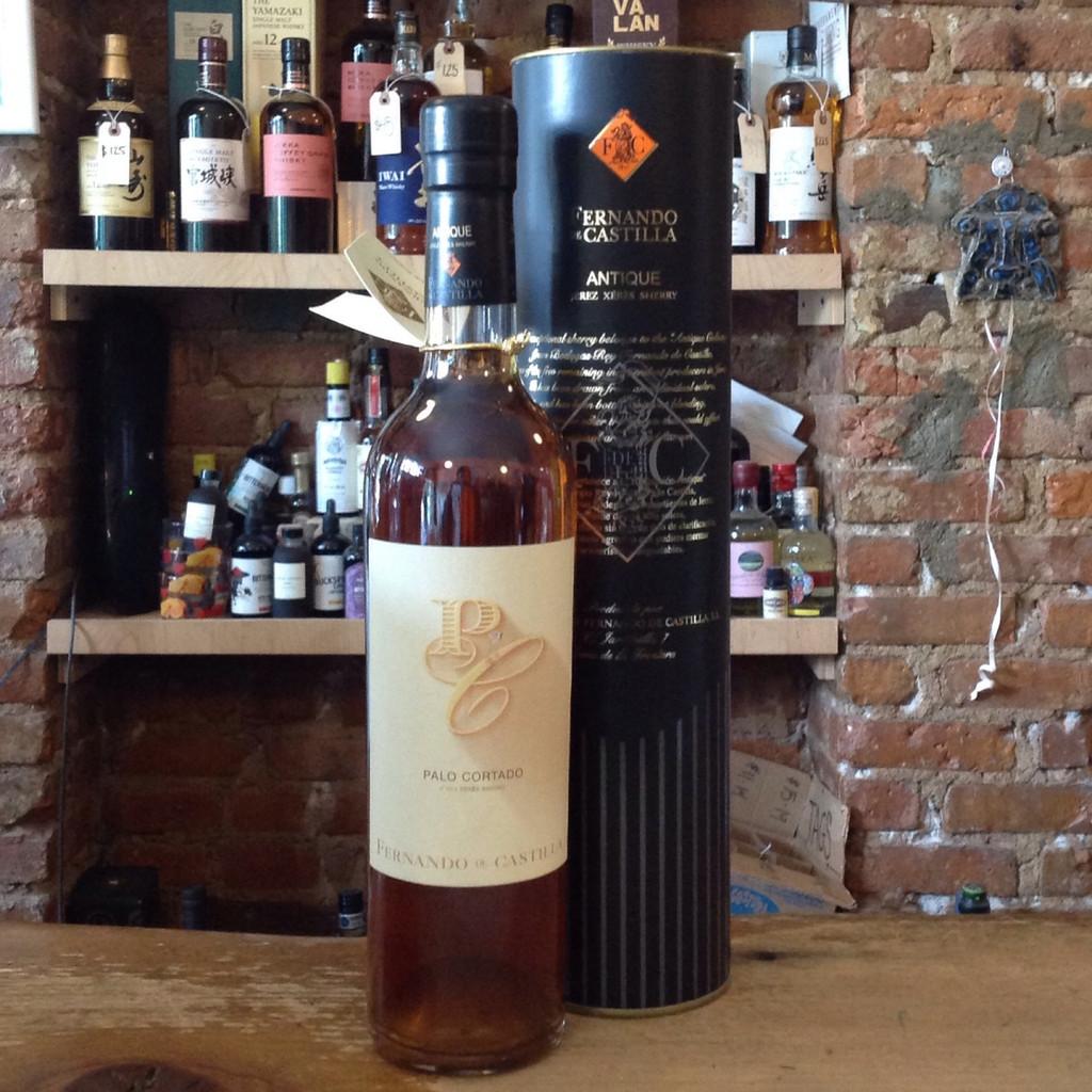 Fernando de Castilla Antique Paleo Cortado Sherry