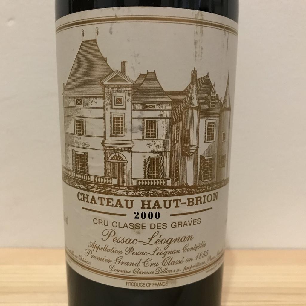 Chateau Haut Brion 2000