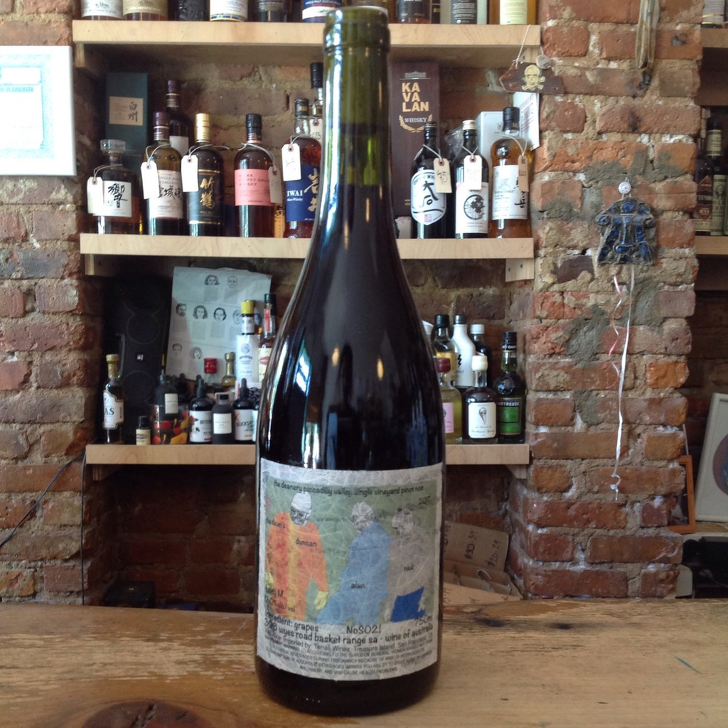 Lucy Margaux, The Deanery Pinot Noir