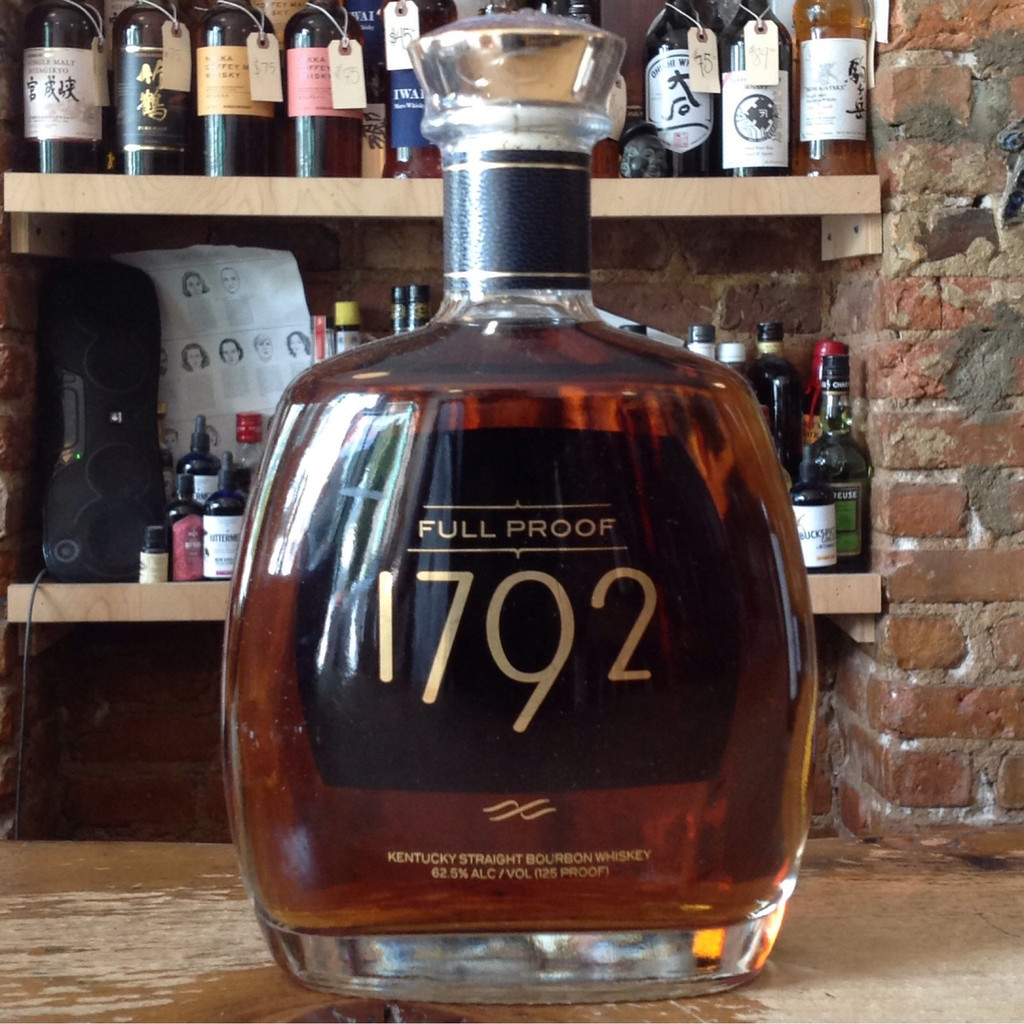 1794 Full Proof Bourbon