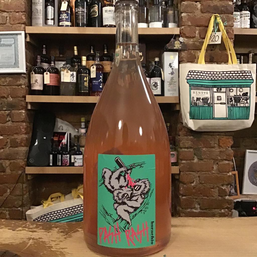 Borachio, Pash Rash Rosé 1.5L (2018)