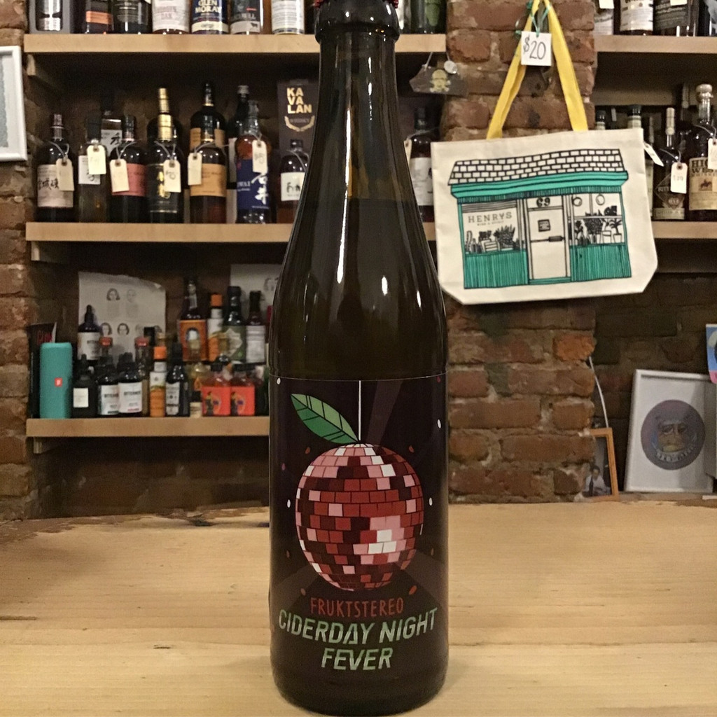 Fruktstereo, Ciderday Night Fever (2017) 330ml