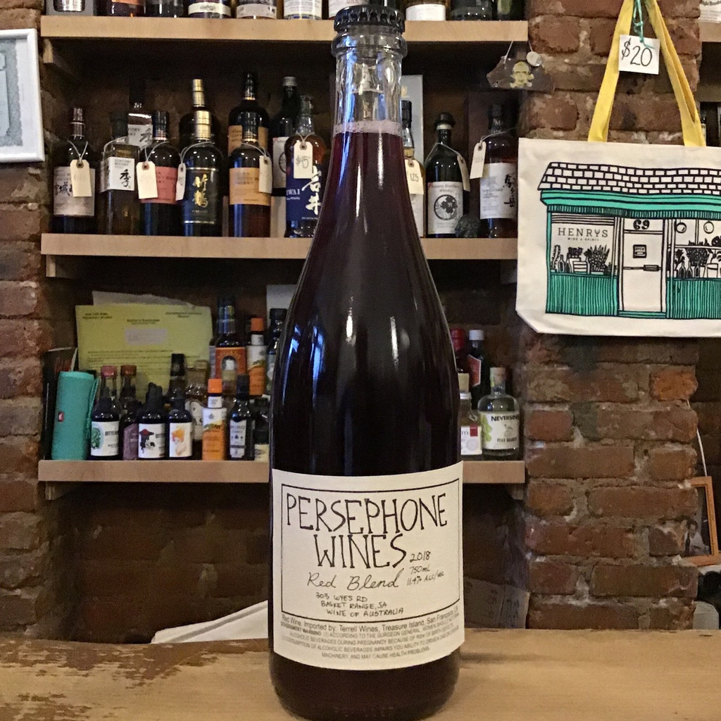 Persephone Wines, Red Blend (2018)