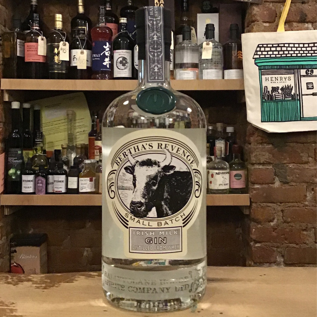 Ballyvolane House, Bertha's Revenge Irish Milk Gin
