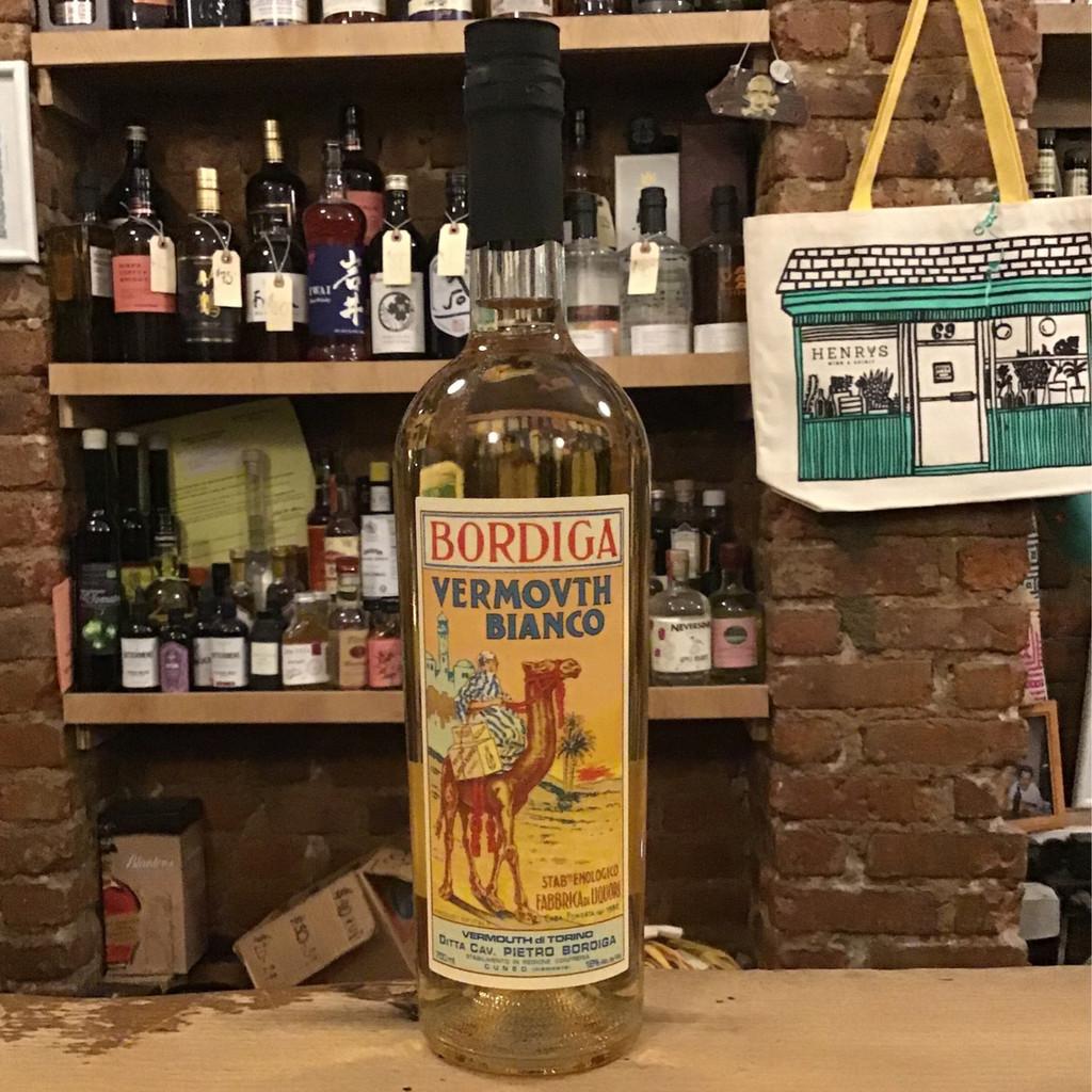 Bordiga, Vermouth Bianco
